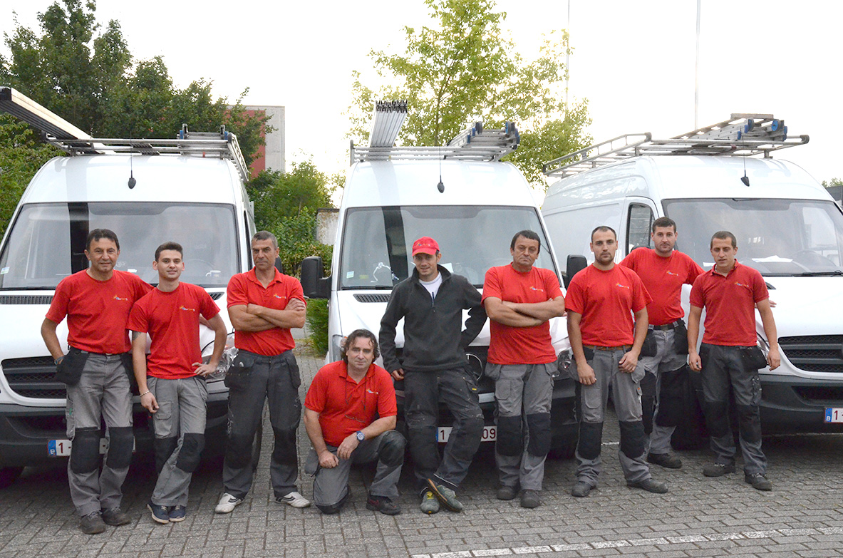 L'équipe EcoTeam99